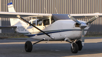 N100PC - Cessna 207A Stationair 8 - Private