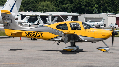 N68GT - Cirrus SR22 G3 Turbo GTS - Private