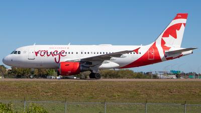 C-GKOB - Airbus A319-112 - Air Canada Rouge