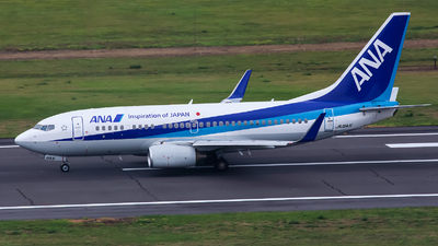JA18AN - Boeing 737-781 - All Nippon Airways (ANA)