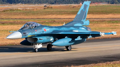 43-8525 - Mitsubishi F-2A - Japan - Air Self Defence Force (JASDF)