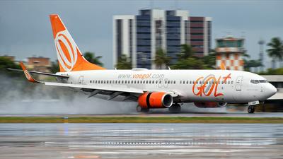 A picture of PRGGP - Boeing 7378EH - GOL Linhas Aereas - © Leonardo Mello