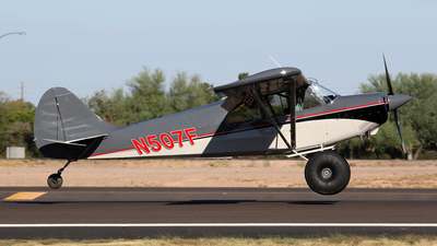 N507F - Aviat A-1B Husky - Private