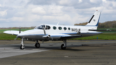 N413JF - Cessna 340A - Private