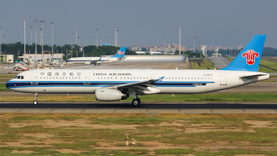 B-6397 - Airbus A321-231 - China Southern Airlines