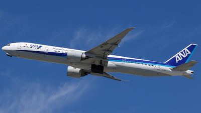 JA781A - Boeing 777-381ER - All Nippon Airways (ANA)