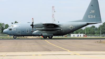 165314 - Lockheed C-130T Hercules - United States - US Navy (USN)