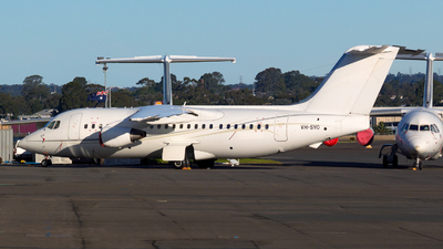 VH-SYO - British Aerospace BAe 146-200 - Pionair