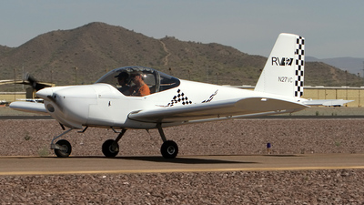 A picture of N27VC - Van's RV12 - [120349] - © Jeremy D. Dando