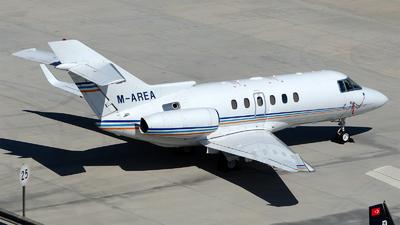 M-AREA - Hawker Beechcraft 900XP - Private