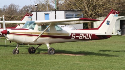 G-BHUI - Cessna 152 - South Warwickshire Flying School