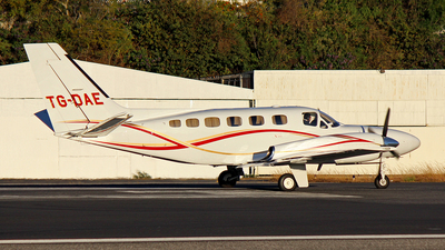 TG-DAE - Cessna 441 Conquest II - Private