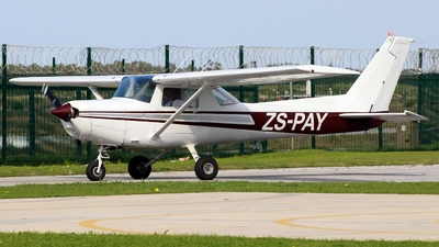 ZS-PAY - Cessna 152 - Madiba Bay School of Flight
