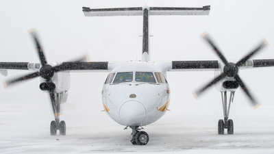 C-GTCO - Bombardier Dash 8-102 - Air Creebec