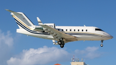 C-GZPX - Bombardier CL-600-2B16 Challenger 604 - Skyservice Aviation