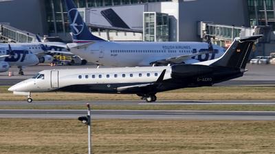 D-AERO - Embraer ERJ-135BJ Legacy 650 - Air Hamburg