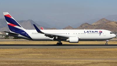 LV-IQW - Boeing 767-316(ER) - LATAM Airlines