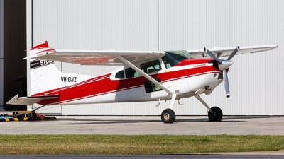 VH-DJZ - Cessna A185F Skywagon - Dunn Aviation