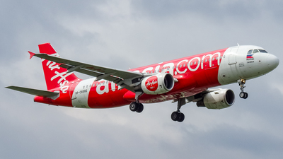 A picture of RPC8986 - Airbus A320216 - AirAsia - © Patrick Dariagan - Philippine Aviators