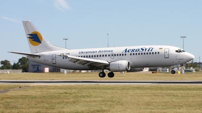 UR-VVA - Boeing 737-3Q8 - AeroSvit Ukrainian Airlines