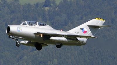 OK-UTI - Mikoyan-Gurevich MiG-15UTI Midget - Private