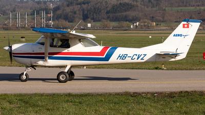 HB-CVZ - Reims-Cessna F150J - Flubag Flugbetriebs