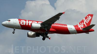 PK-AZC - Airbus A320-214 - Indonesia AirAsia