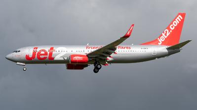 G-GDFX - Boeing 737-8K5 - Jet2.com