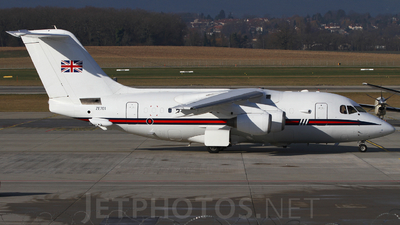 ZE701 - British Aerospace BAe 146 CC.2 - United Kingdom - Royal Air Force (RAF)
