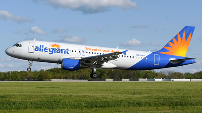 N231NV - Airbus A320-214 - Allegiant Air