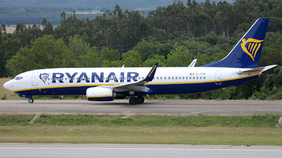EI-FOZ - Boeing 737-8AS - Ryanair