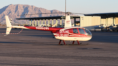 N66UW - Robinson R44 Raven - SkyLine Helicopter Tours