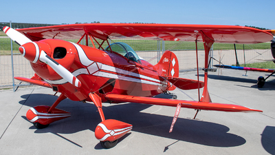 N44JT - Pitts S-1S Special - Private