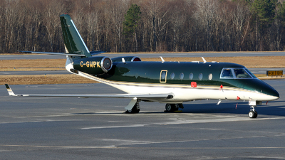 C-GWPK - Gulfstream G150 - Private