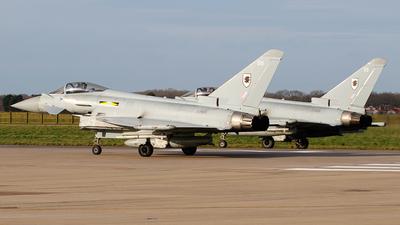 ZJ925 - Eurofighter Typhoon FGR.4 - United Kingdom - Royal Air Force (RAF)