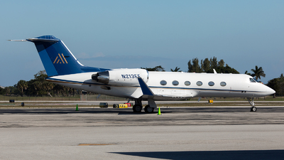 A picture of N213EF - Gulfstream IV - [1283] - © Kas van Zonneveld
