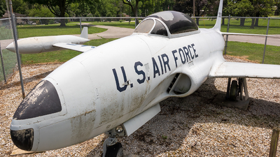 53-5990 - Lockheed T-33A Shooting Star - United States - US Air Force (USAF)