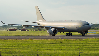 ZZ343 - Airbus A330-243 (MRTT) Voyager KC.2 - United Kingdom - Royal Air Force (RAF)
