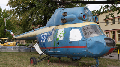 SP-SCE - PZL-Swidnik Mi-2 Hoplite - Private
