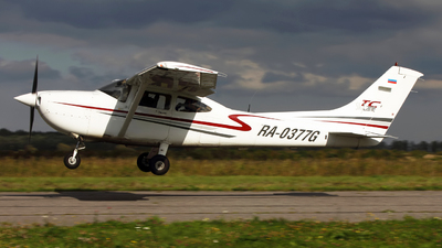 RA-0377G - Cessna 182T Skylane - Private