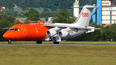 EC-LOF - British Aerospace BAe 146-300(QT) - TNT Airways (Pan Air L�neas A�reas)