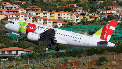 A picture of CSTTE - Airbus A319111 - TAP Air Portugal - © Rui Sousa - Madeira Spotters