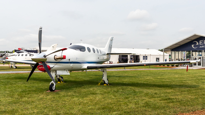 N123PJ - Epic E1000 - Epic Aviation
