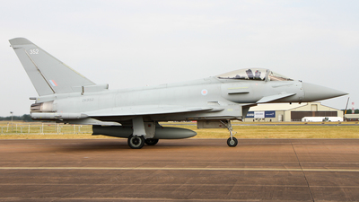 A picture of ZK352 - Eurofighter Typhoon FGR.4 -  - © C. v. Grinsven