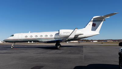 N450RX - Gulfstream G450 - Private
