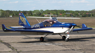 SP-PPL - Aero AT-3 R100 - Goldwings Flight Academy