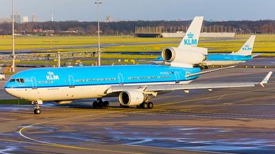 PH-KCG - McDonnell Douglas MD-11 - KLM Royal Dutch Airlines