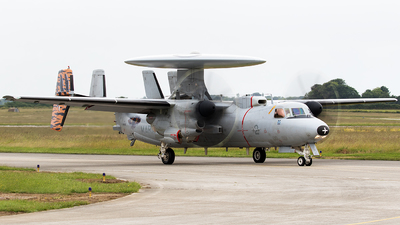 165456 - Grumman E-2C Hawkeye - France - Navy