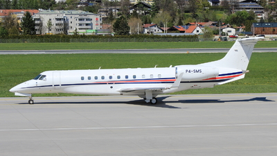 A picture of P4SMS - Embraer Legacy 650 -  - © Christoph Plank