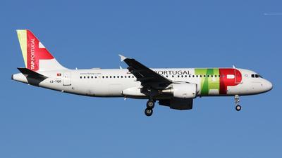 CS-TQD - Airbus A320-214 - TAP Portugal